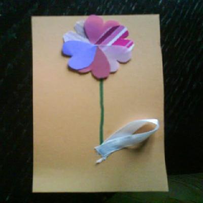 Fiche activit manuelle n 141 cadeau pour maman activite manuelle gratuite imprimer pour - Activite manuelle 1 an ...