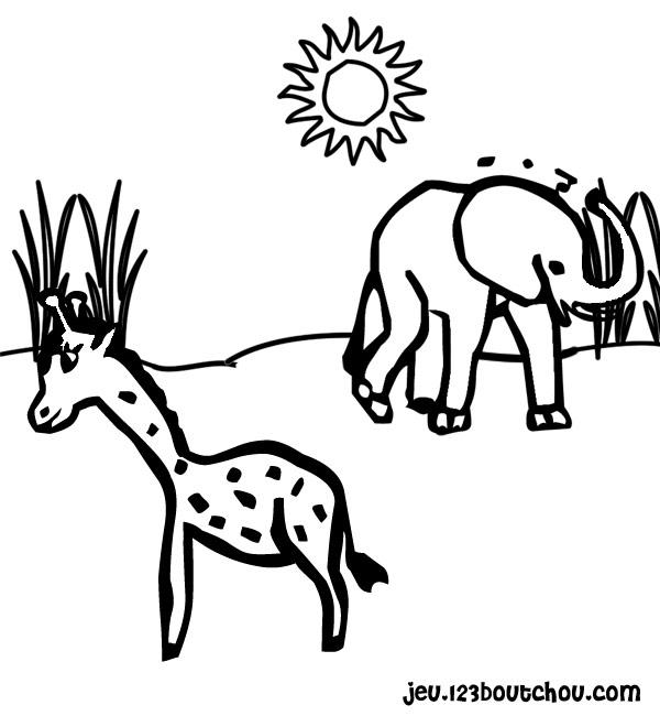 Coloriage Girafe Maternelle.Sophie La Girafe Pour Enfants A Imprimer Gratuitement Assistante