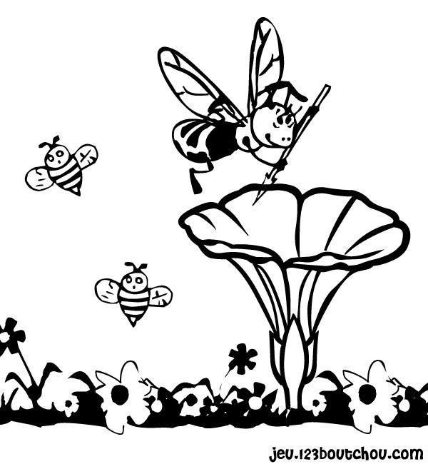 Le Coloriage Animaux Nature Fait Des Betises Pour Enfants A Imprimer