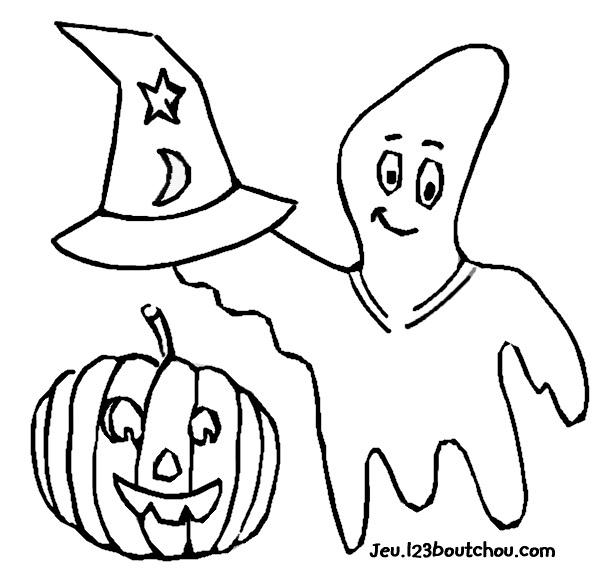 Coloriage Halloween Coloriage 2 Ans Pour Enfants A Imprimer Gratuitement Assistante Maternelle Biz