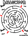 labyrinthe enfant labyrinthe club de halloween interdit