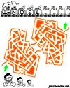 labyrinthe enfant les 12 royaumes du malajube labyrinthe de noel