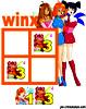sudoku enfant Grille sudoku Simple winx n° 4