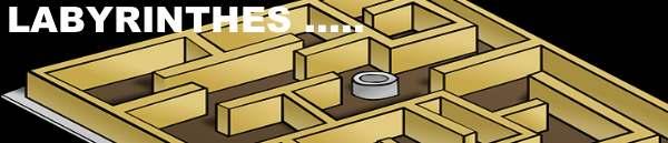 albums de labyrinthes pour enfants
